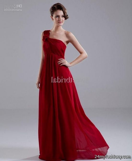 Simple red wedding dress 2016 2017 b2b fashion for Simple red wedding dresses