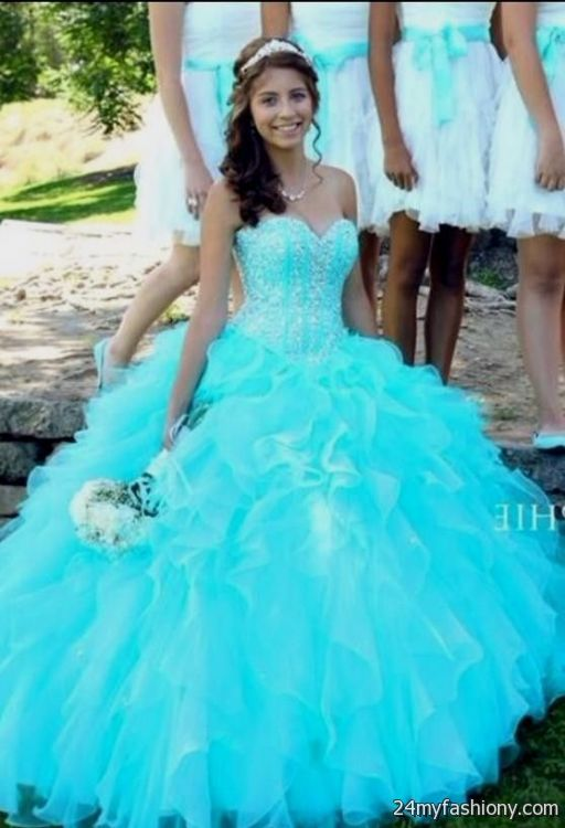 Images of Poofy Homecoming Dresses - Reikian