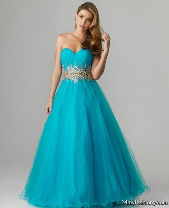 Turquoise Prom Dresses 2017 1916 Discount Evening Dresses
