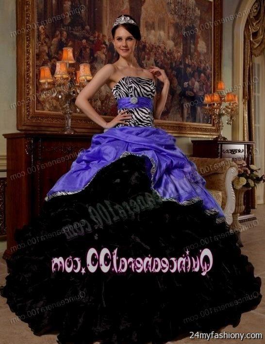 sweet 16 dresses purple black 2016-2017 » B2B Fashion