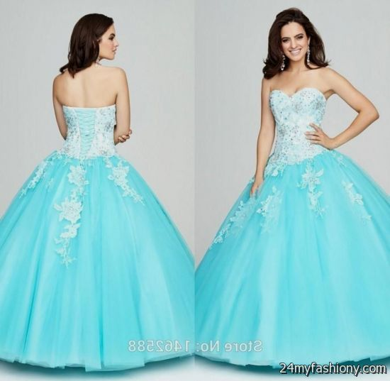 turquoise sweet 16 dresses ejn dress