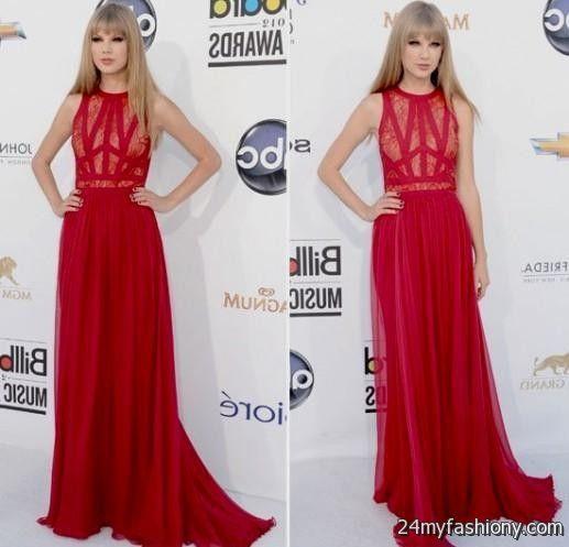 taylor swift red carpet dresses stylish 2016-2017 | B2B ...