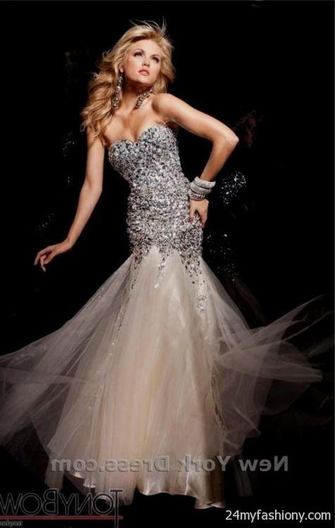 Tony Bowls Evening Dresses 2016