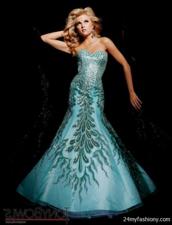 38fd60637a1f Tony Bowls Prom Dresses 2017 - Dress Foto and Picture