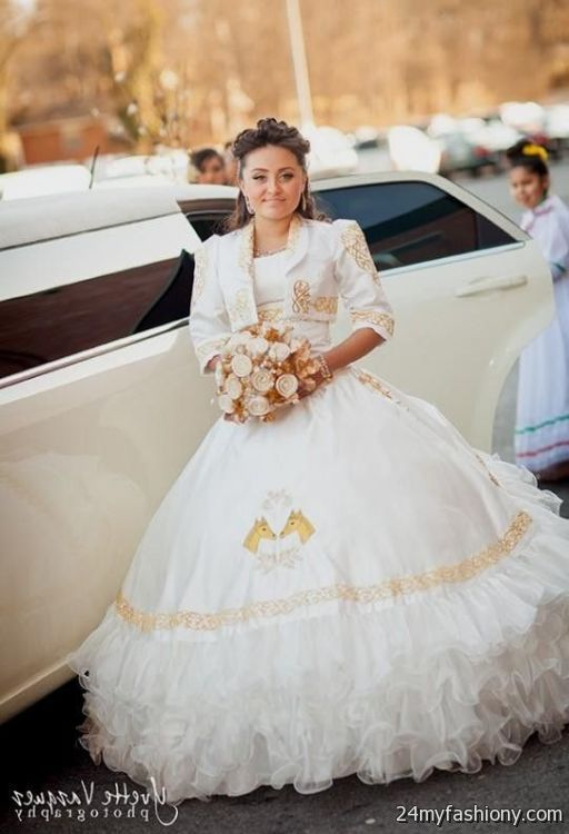 Traditional Mexican Quinceanera Dresses 2016 2017