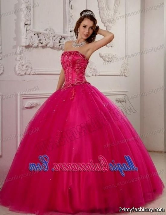 traditional pink quinceanera dresses 2016-2017 » B2B Fashion
