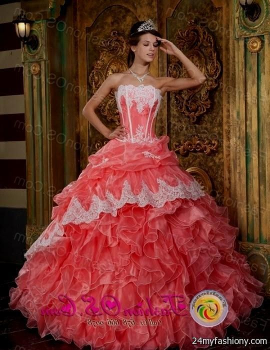 traditional puerto rican quinceanera dresses 2016-2017 » B2B Fashion