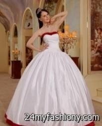 traditional white mexican quinceanera dresses 2016-2017 » B2B Fashion