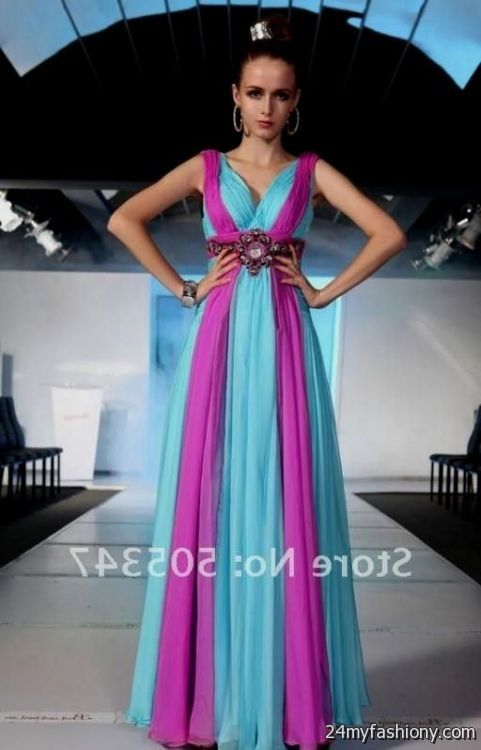 purple and turquoise wedding dresses purple and turquoise blue bridesmaid dresses fashion dresses 6877