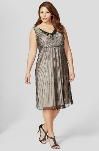 1920s Inspired Dresses Plus Size 2016 2017 B2b Fashion
