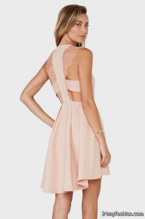 You Can Share These Bcbg Blush Lace Dress On Facebook Stumble Upon My E Linked In Google Plus Twitter And All Social Networking Sites Are