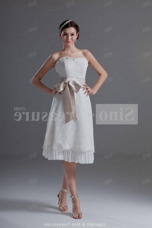 Tea length halter wedding dresses flower girl dresses for Typical wedding dress cost