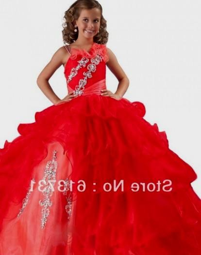 beautiful dresses for 10 year olds 2016-2017