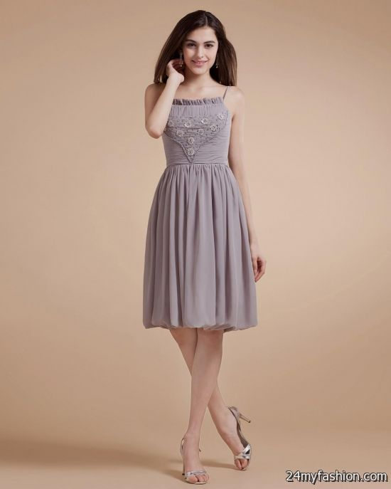 beautiful short dresses for women 2016-2017