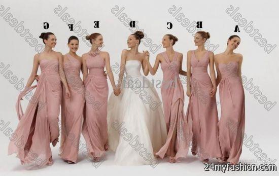 best bridesmaid dresses elegant 20162017 b2b fashion