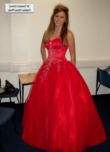 Best red prom dresses