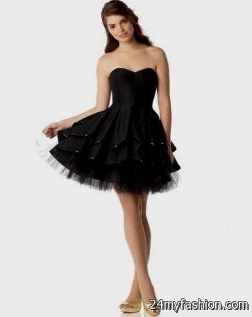 best short black prom dresses 20162017 b2b fashion