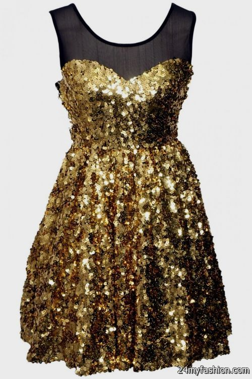 black and gold dresses for juniors 2016-2017 » B2B Fashion