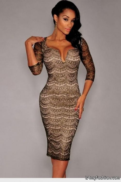 Black And Gold Dresses For Women Looks B2b Fashion