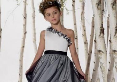 black and white dresses for kids 20162017 b2b fashion