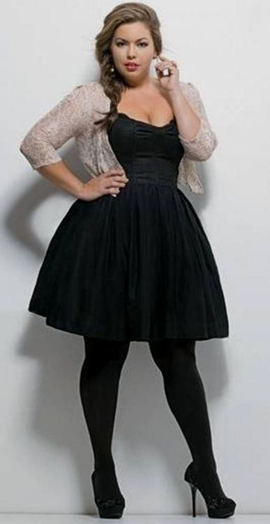 Black Dresses For Plus Size Women 2016 2017 B2b Fashion