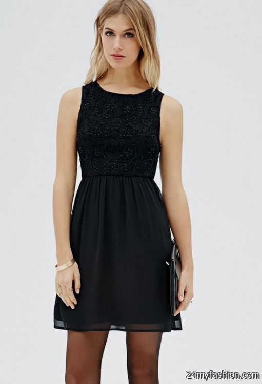Girls special occasion black dresses
