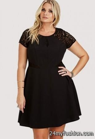 255d188a86f You can share these black lace dresses forever 21 on Facebook