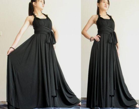 black maxi dress outfits plus size 2016-2017 » B2B Fashion
