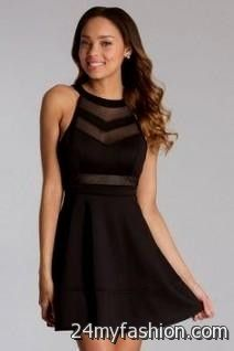 b2ec934046a5 black semi formal dresses looks