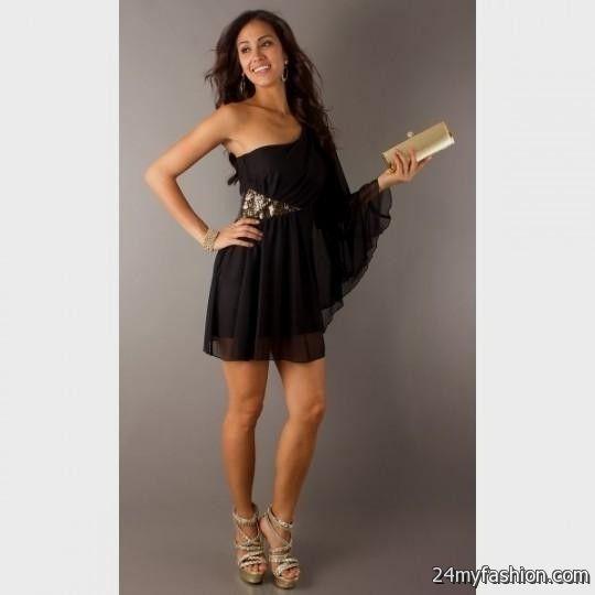 Cute Short Black Dresses Tumblr | www.imgkid.com - The ...
