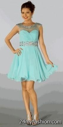 Sweet 16 court dresses images