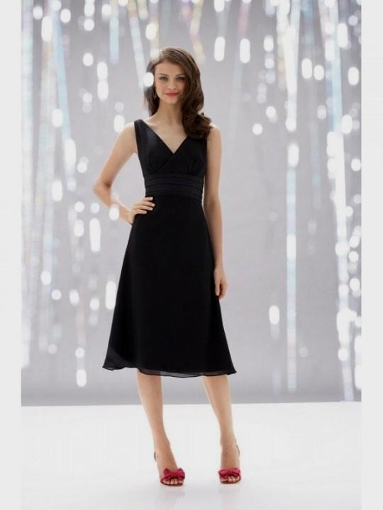 black tea length dresses 2016-2017 » B2B Fashion
