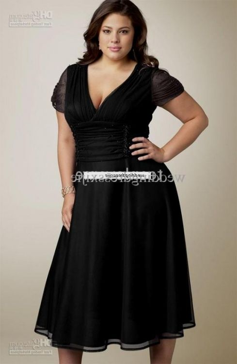 Plus Size Black Wedding Dresses : Black wedding dresses plus size b fashion