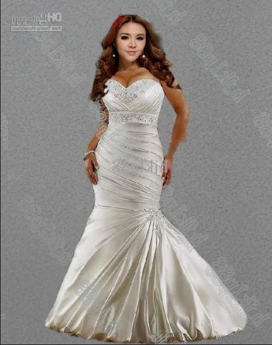 Blinged out plus size wedding dresses 2016 2017 b2b fashion for Plus size bling wedding dresses