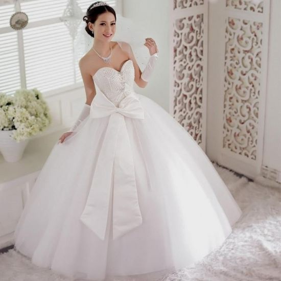 Blinged Out Plus Size Wedding Dresses Looks B2b Fashion