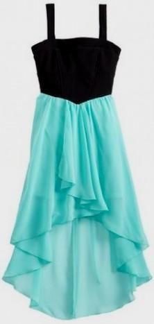 blue dresses for girls 7-16 2016-2017   B2B Fashion