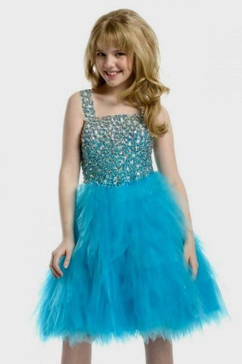 blue dresses for little girls 2016-2017 » B2B Fashion