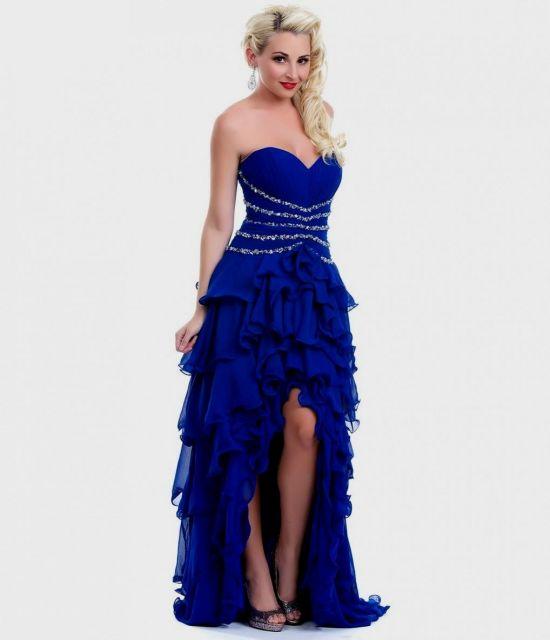 blue high low dresses for teenagers wwwimgkidcom the