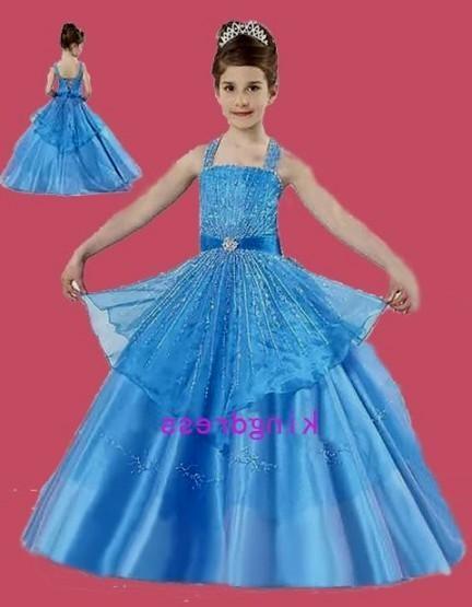 blue party dresses for girls 10-12 2016-2017 » B2B Fashion