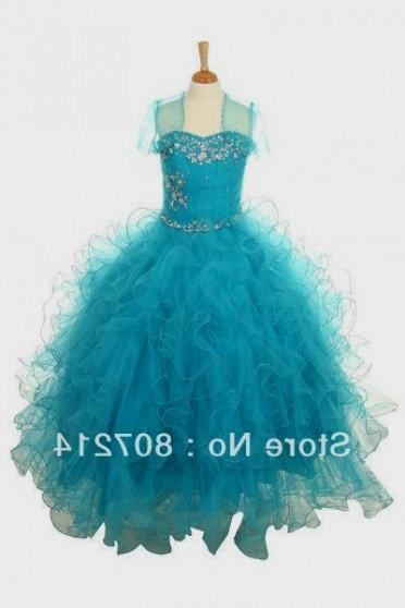 Blue Party Dresses For Girls 7 16 Looks B2b Fashion