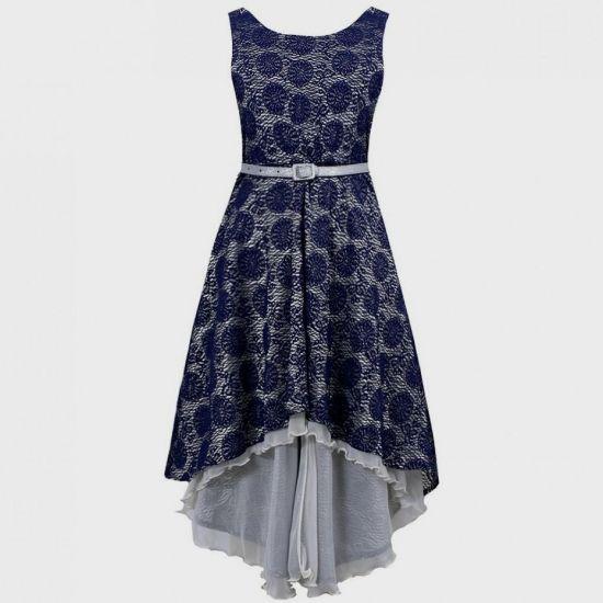 blue party dresses for girls 7-16 2016-2017   B2B Fashion