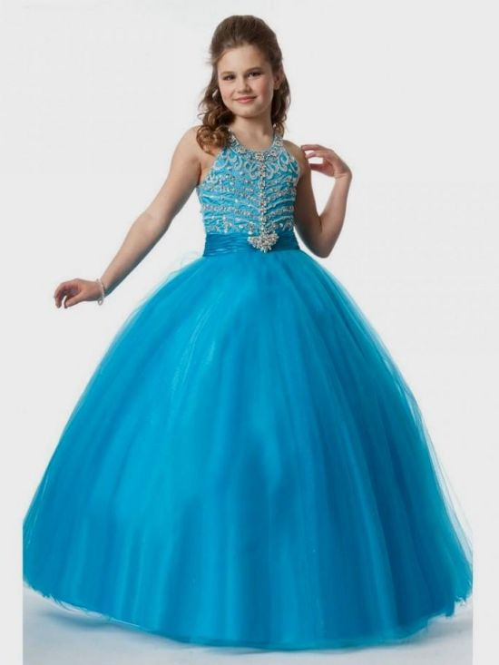 Blue Prom Dresses For Kids 2016-2017 | B2B Fashion