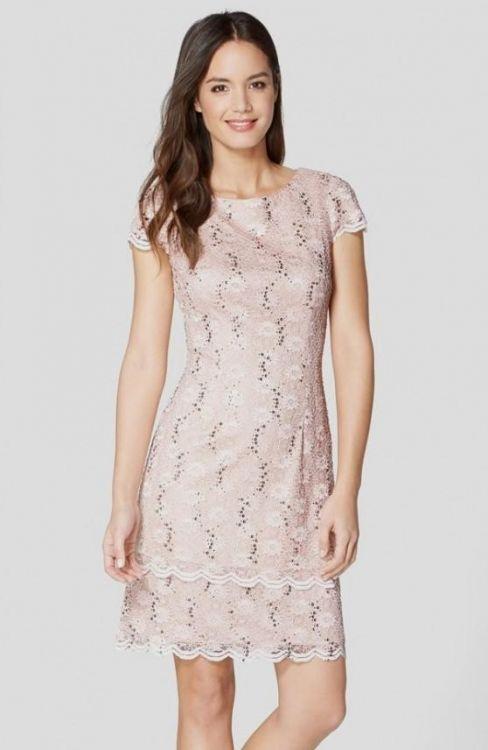blush lace dress plus size 2016-2017 » B2B Fashion
