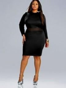 Classy plus size dresses for cheap