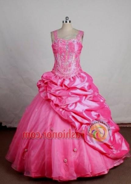 Bright pink flower girl dresses 2016 2017 b2b fashion you can share these bright pink flower girl dresses on facebook stumble upon my space linked in google plus twitter and on all social networking sites mightylinksfo Gallery