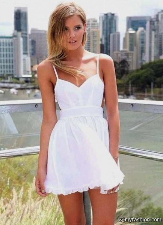 Backless Summer Dress Photo Album - Reikian