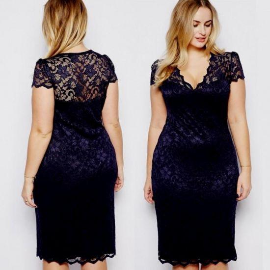 casual dresses for plus size women 2016-2017 » B2B Fashion