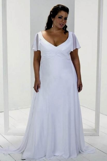plus size casual wedding dresses casual plus size wedding dress 2016 2017 b2b fashion 6660