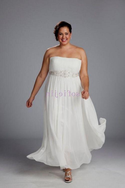 Best plus size dress for wedding