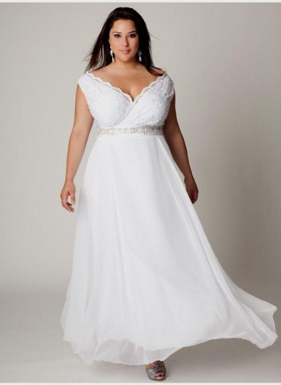 Casual plus size wedding dress 2016 2017 b2b fashion for Size 22w wedding dresses